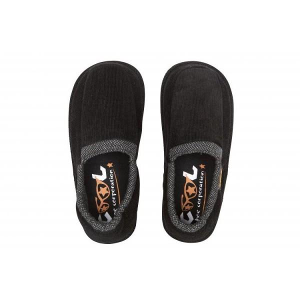 chaussons cool shoe bleau homme. Black Bedroom Furniture Sets. Home Design Ideas
