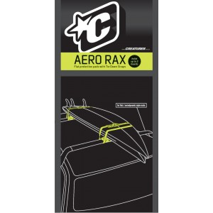 mousse barre de toit creatures of leisure aero rax. Black Bedroom Furniture Sets. Home Design Ideas