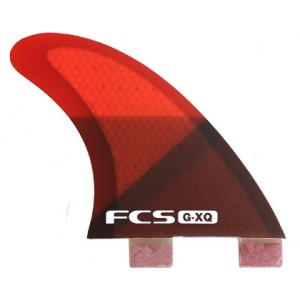 Aileron FCS G-XQ Red Rear Set