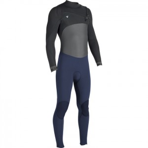 Combinaison VISSLA 7 Seas 50/50 Full Suit Navy 4/3mm
