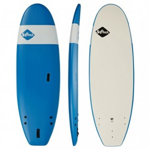 "Surf Mousse SOFTECH Fat Boy 7'0"" powder blue"