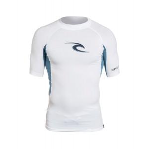 Lycra Rip Curl Wave Short Sleeve UV Tee Rash Vest
