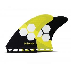 Aileron FUTURES FINS AM2 Honey Comb