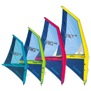 Voile Gonflable DUOTONE iRIG One inflatable sails