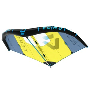 Wing DUOTONE Echo Blue / Yellow CC2
