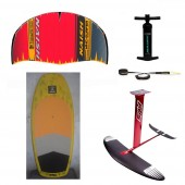 Pack Wingfoil Naish Wingsurfer 4.0 + Surf Pistols Flying Machine + Axis 1020