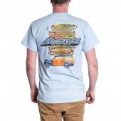 T-shirt Rietveld Got Boards Bleu