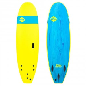 """Surf Mousse SOFTECH Roller 6'6"""" Ice Yellow"""